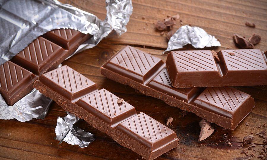 Vrste cokolade