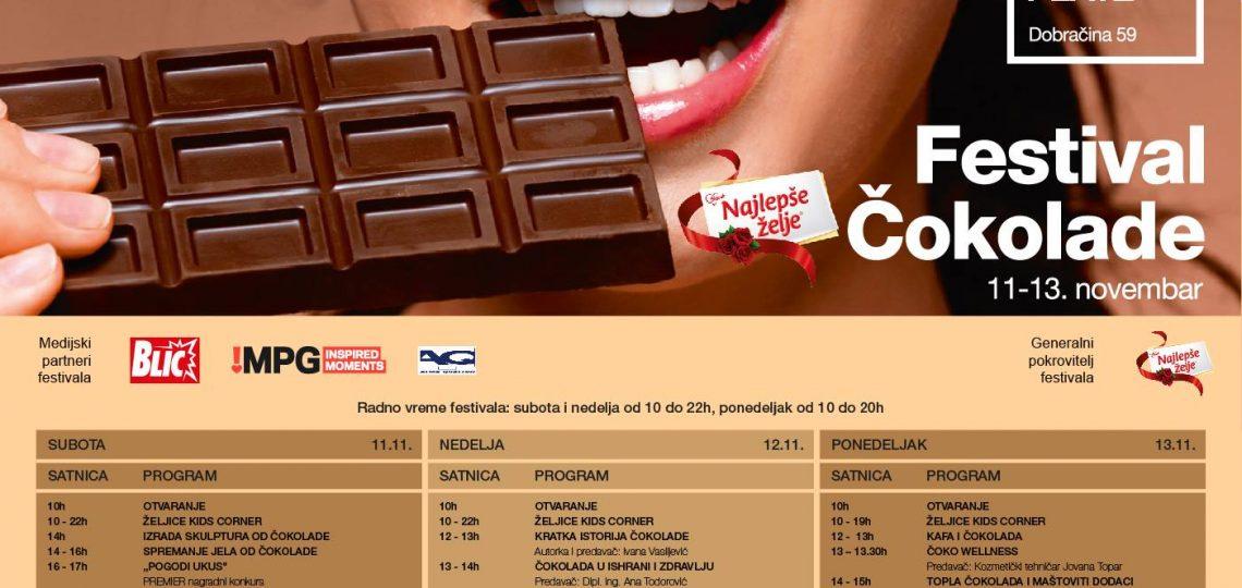 Festival Cokolade