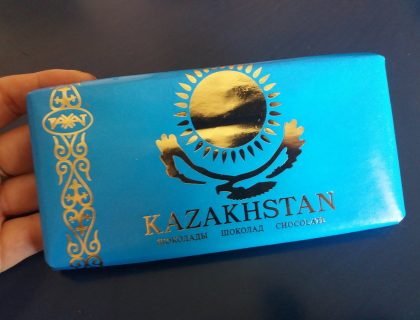 Cokolada iz Kazahstana