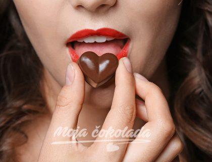 Cokolada kao zenski afrodizijak