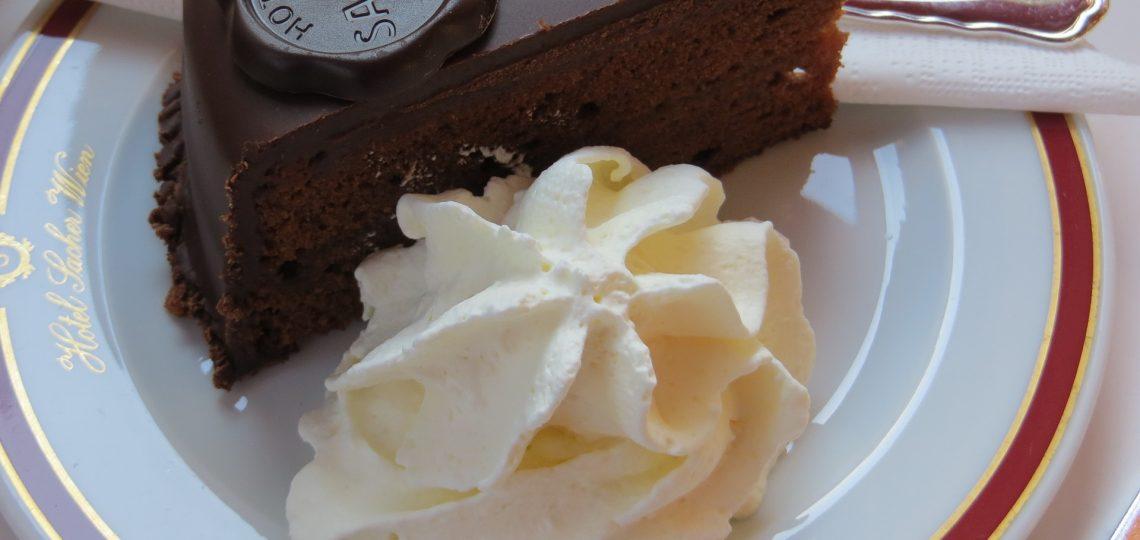 Cokoladna Zaher torta - moja cokolada