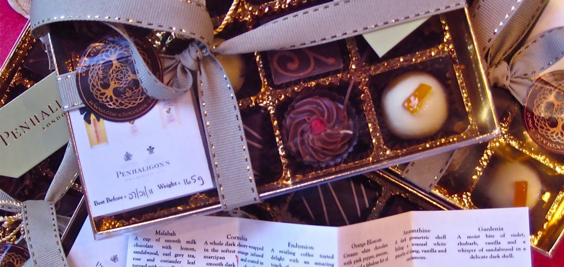 Penhaligons cokolade