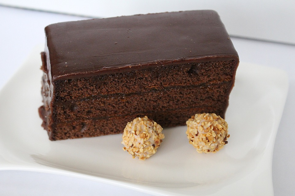 Cokoladna Zaher torta