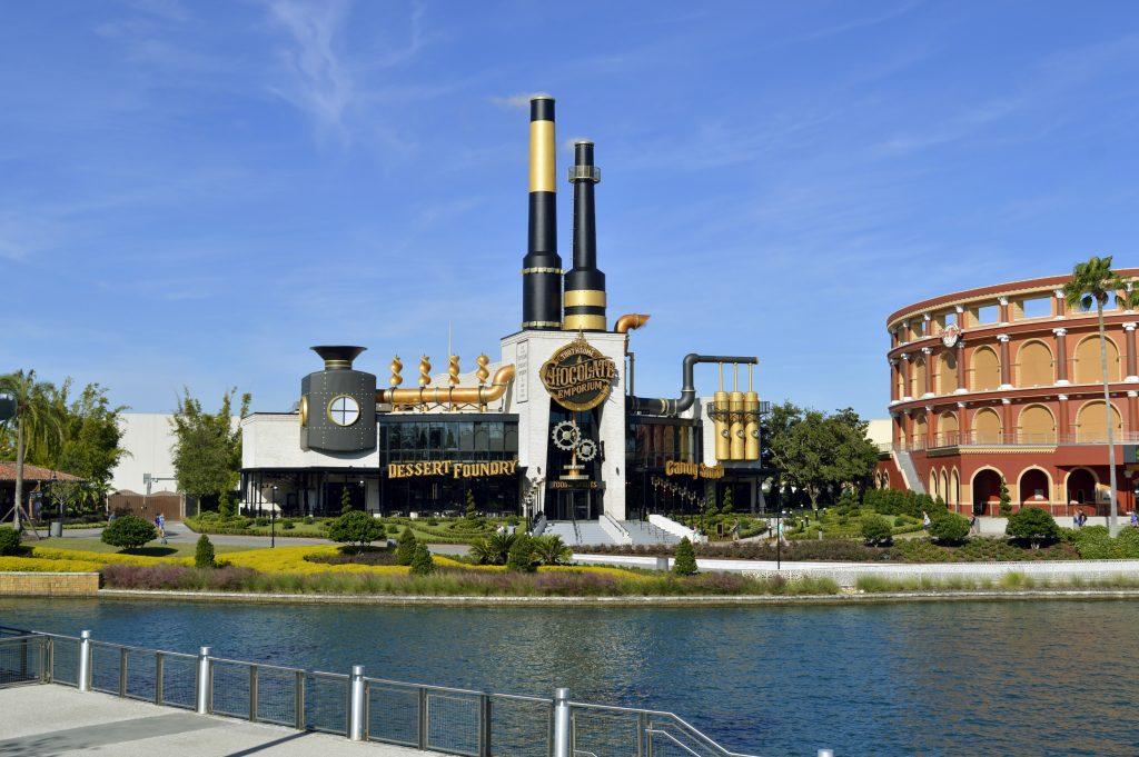 Fabrika cokolade Vilija Vonke
