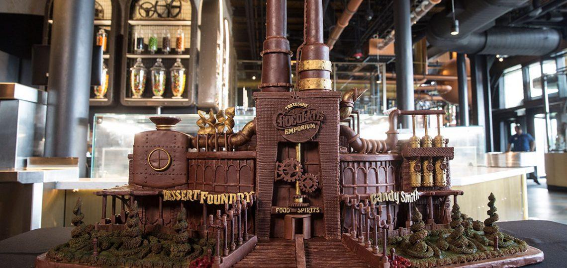 Fabrika cokolade