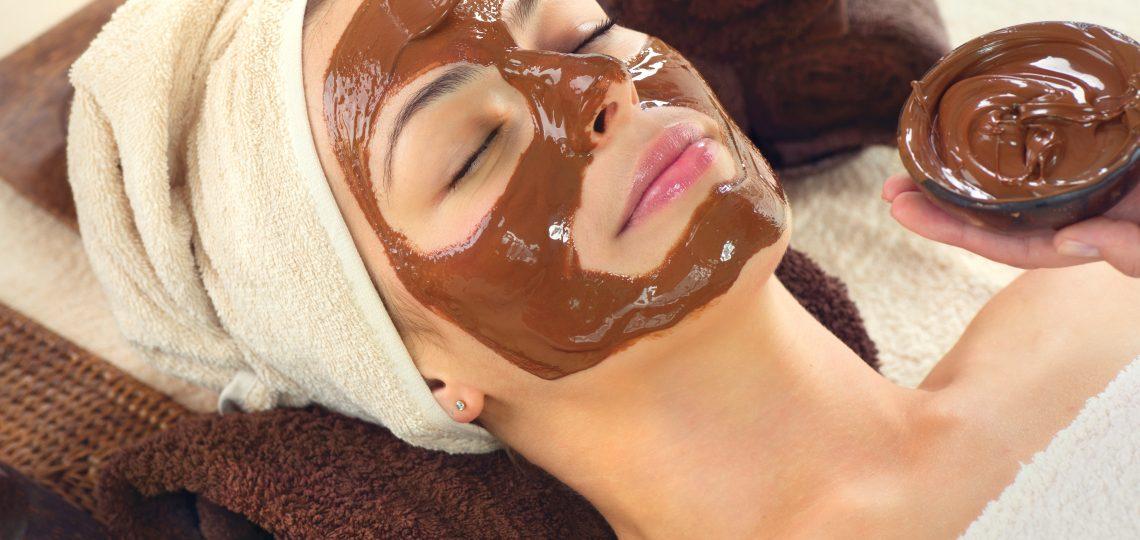 Cokoladna maska za lice