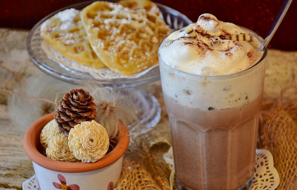Topla čokolada za hladne zimske dane