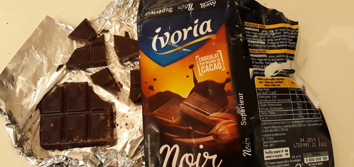 Francuska crna čokolada