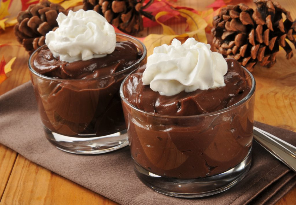 Napravite sami cokoladni puding