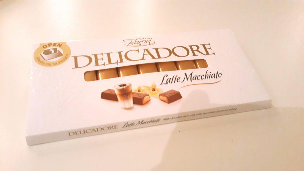 Delicadore poljska čokolada