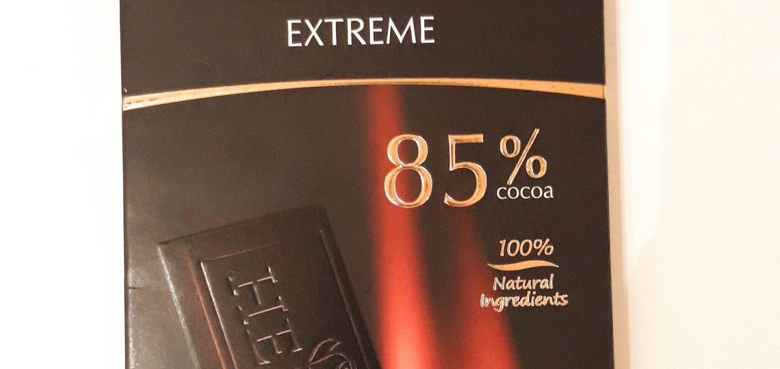 Švajcarska crna čokolada