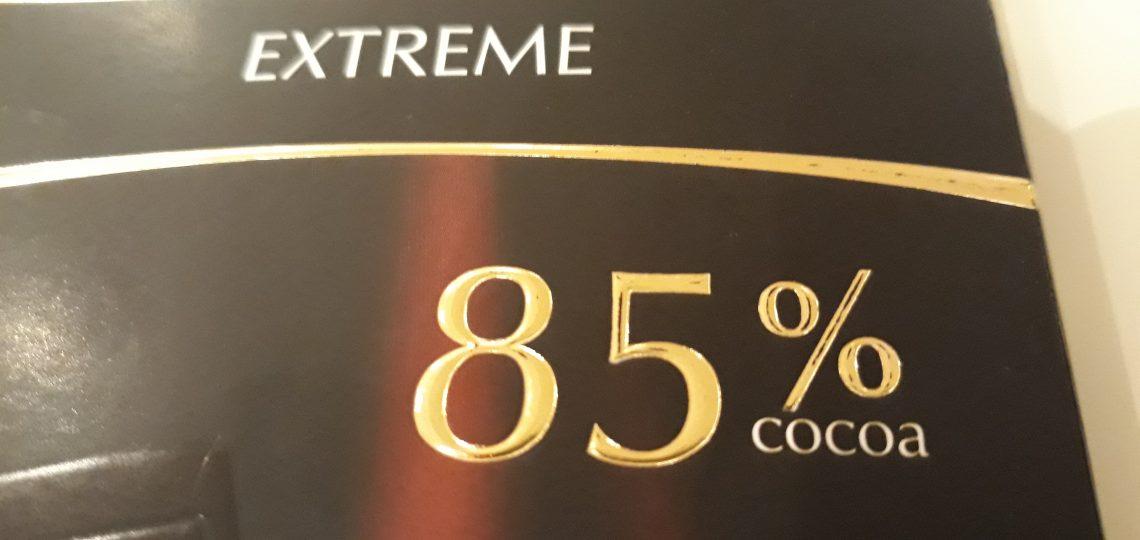 Crna čokolada extreme kakao