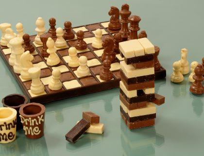 Šah od čokolade