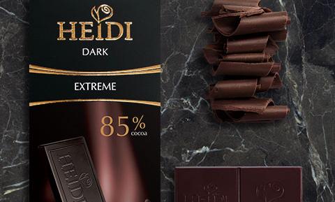 Extreme Heidi crna cokolada