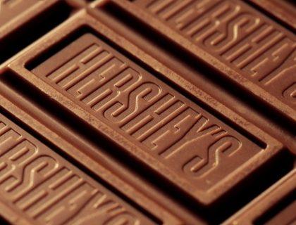 Hersheys cokolada