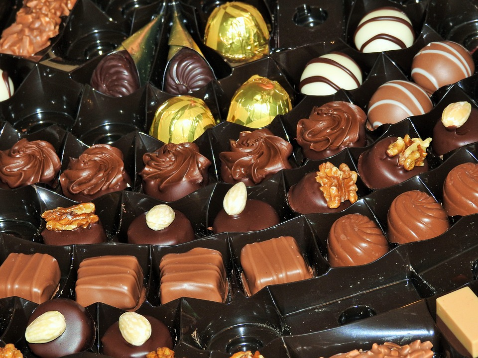 Praline od cokolade
