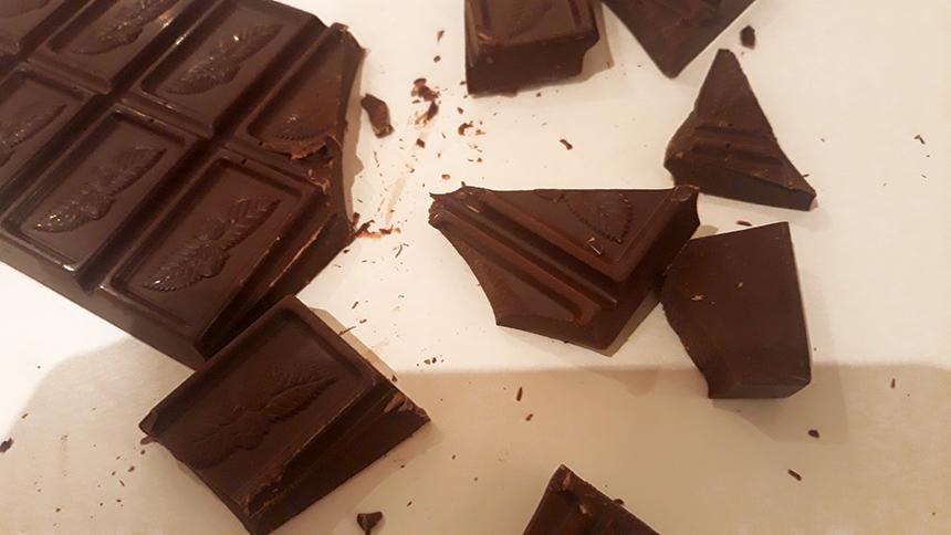 Belgijska crna čokolada