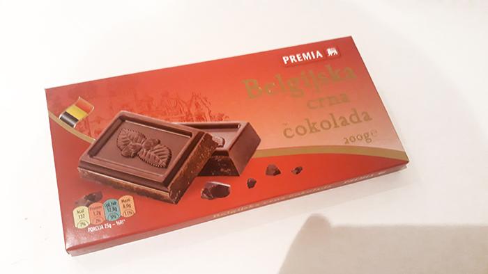 Belgijska-crna-cokolada u pakovanju