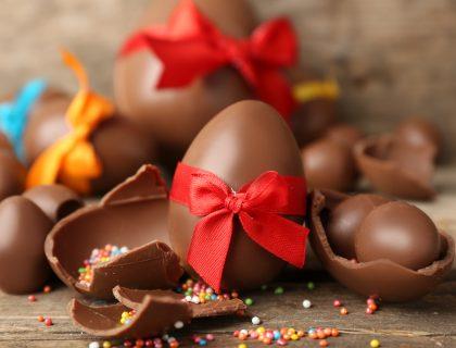 Čokoladna uskršnja jaja
