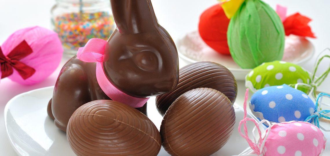 Čokoladna jaja za uskrs