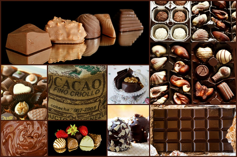 Čokoladne bombone i bombonjere