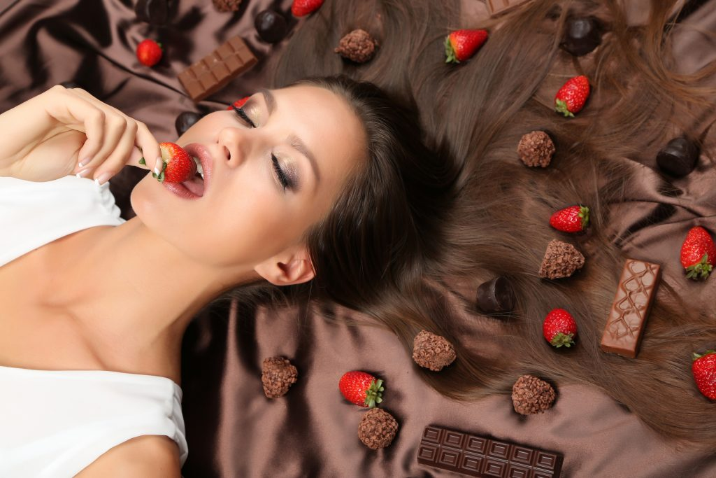 Čokolada za ulepšavanje