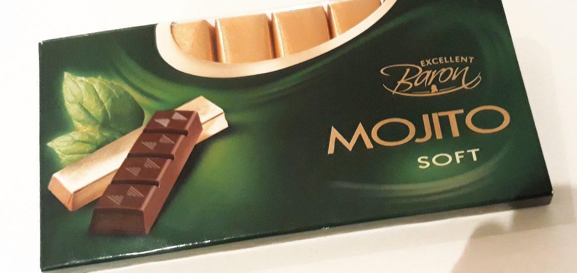Punjena cokolada sa mentom