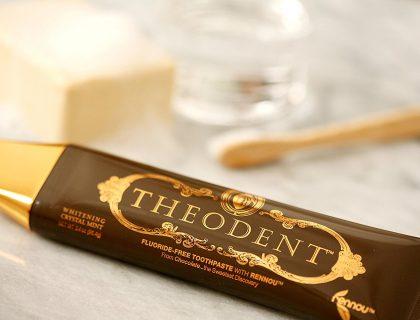 Pasta za zube od čokolade