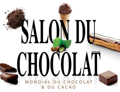 Salon du chocolate festival čokolade
