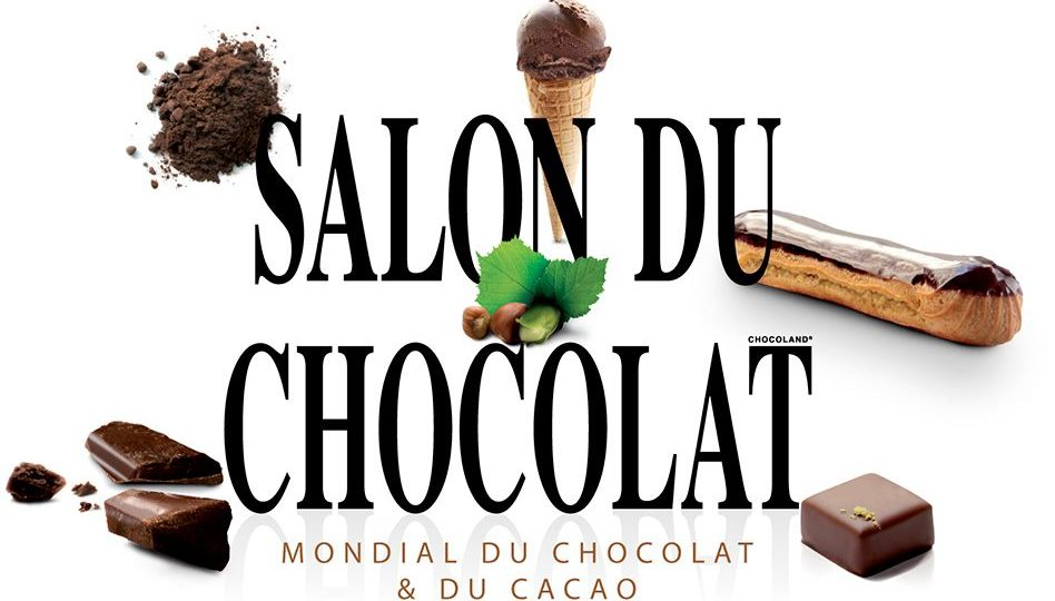 Salon du chocolate festival čokolade