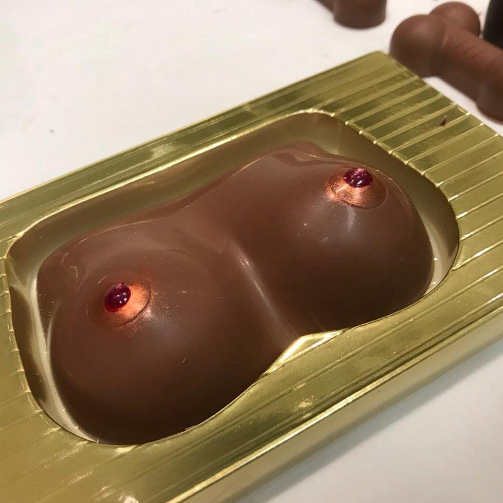 Čokoladne sise