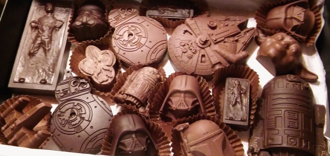 Cokoladice iz rat zvezda
