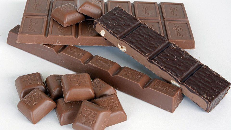 Čokoladne štanglice