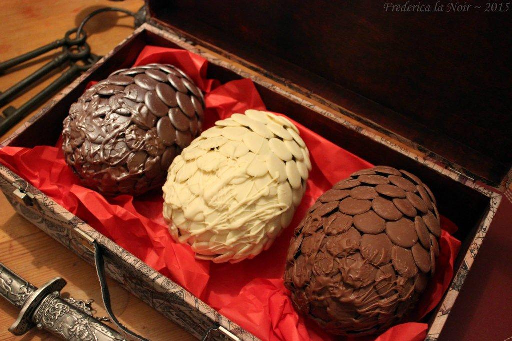 Cokoladna jaja