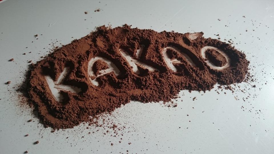 Kakao prah i flanavol