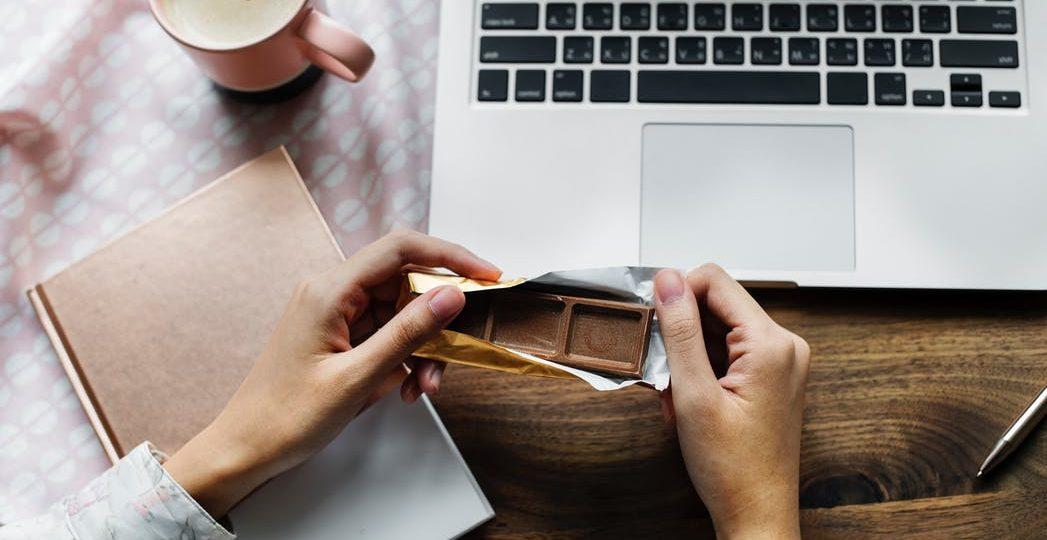Čokolada za učenje