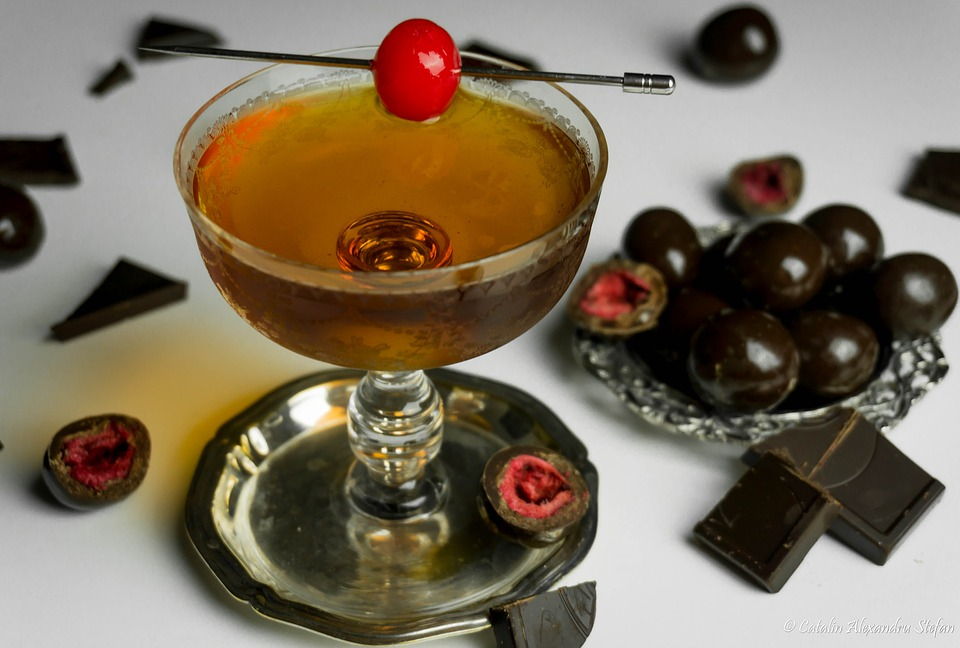 Viski i čokolada