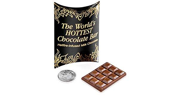 Hellfire čokolada
