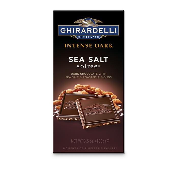 Girardeli crna čokolada sa morskim solima