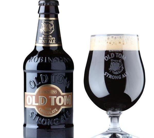 Old Tom čokoladno pivo