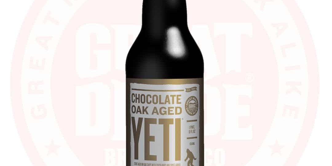 Yeti čokoladno pivo