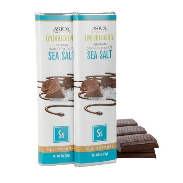 Crna čokolada sa morskom solju