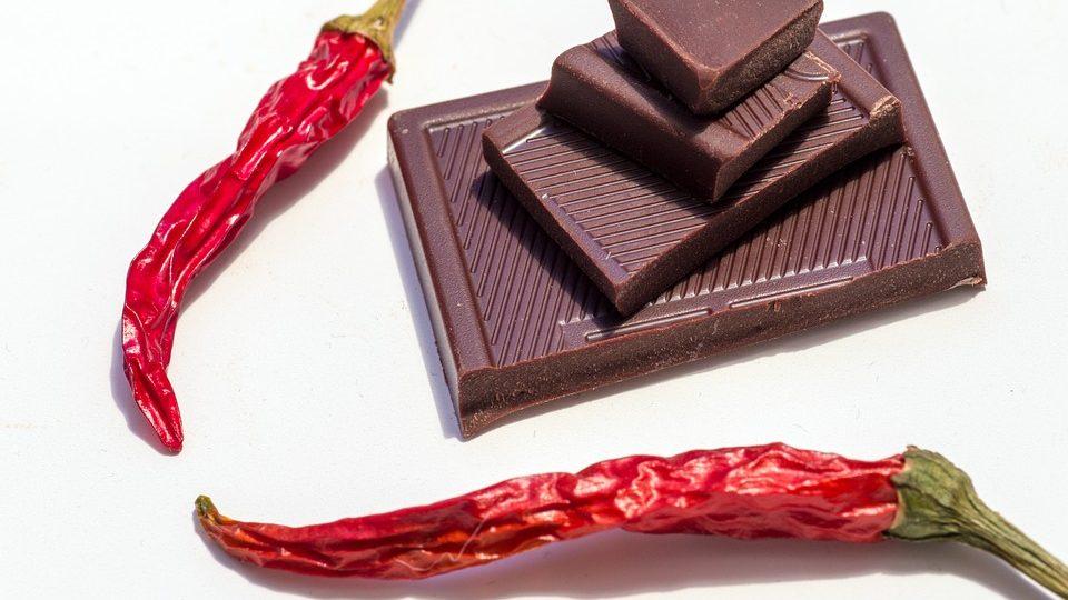 Čokolada sa feferonima