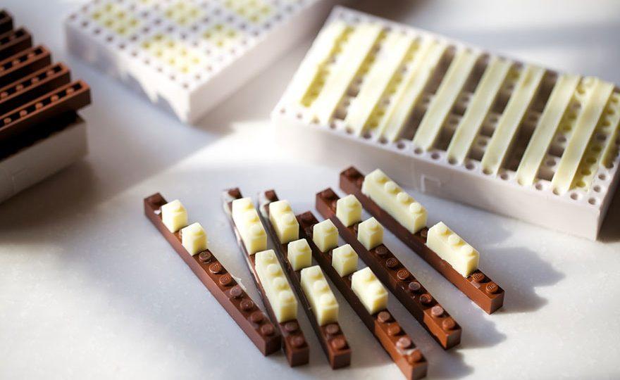Čokoladne lego kockice u blokovima
