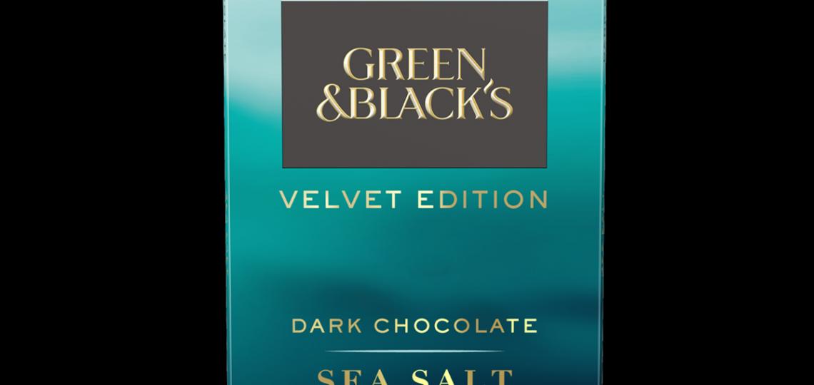 Velvet crna čokolada sa morskom soli
