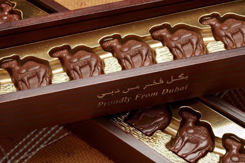 Al Nassma cokoladne praline sa kamiljim mlekom