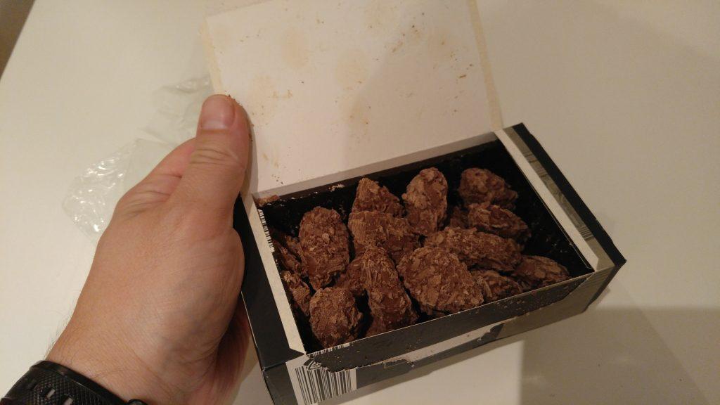 Belgijski čokoladni desert