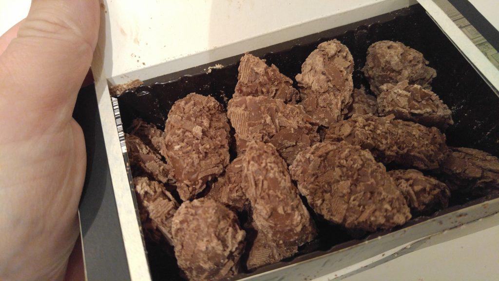 Belgijska čokolada