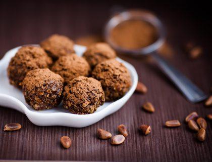 Kuglice od čokolade