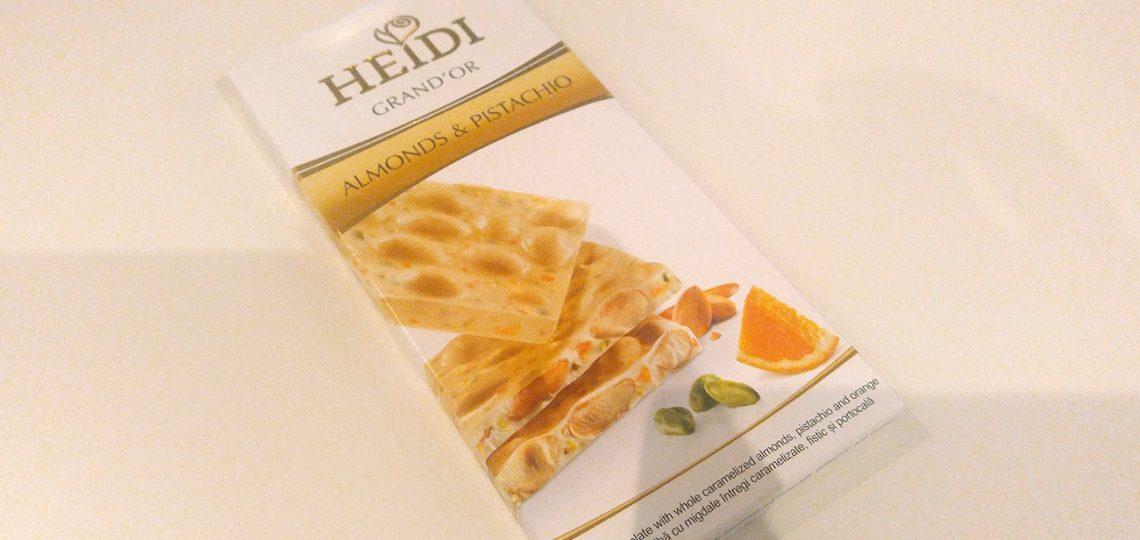 Heidi bela cokolada